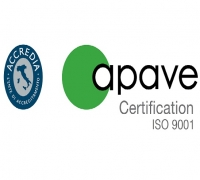 Apave certification italia ISO 9001 + Accredia (1)